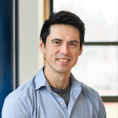 Professor Dean Knox - Analytics at Wharton Faculty Fellow