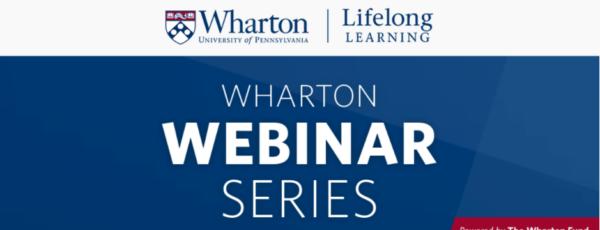 Lifelong Learning Webinars