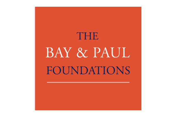 The Bay & Paul Foundations logo